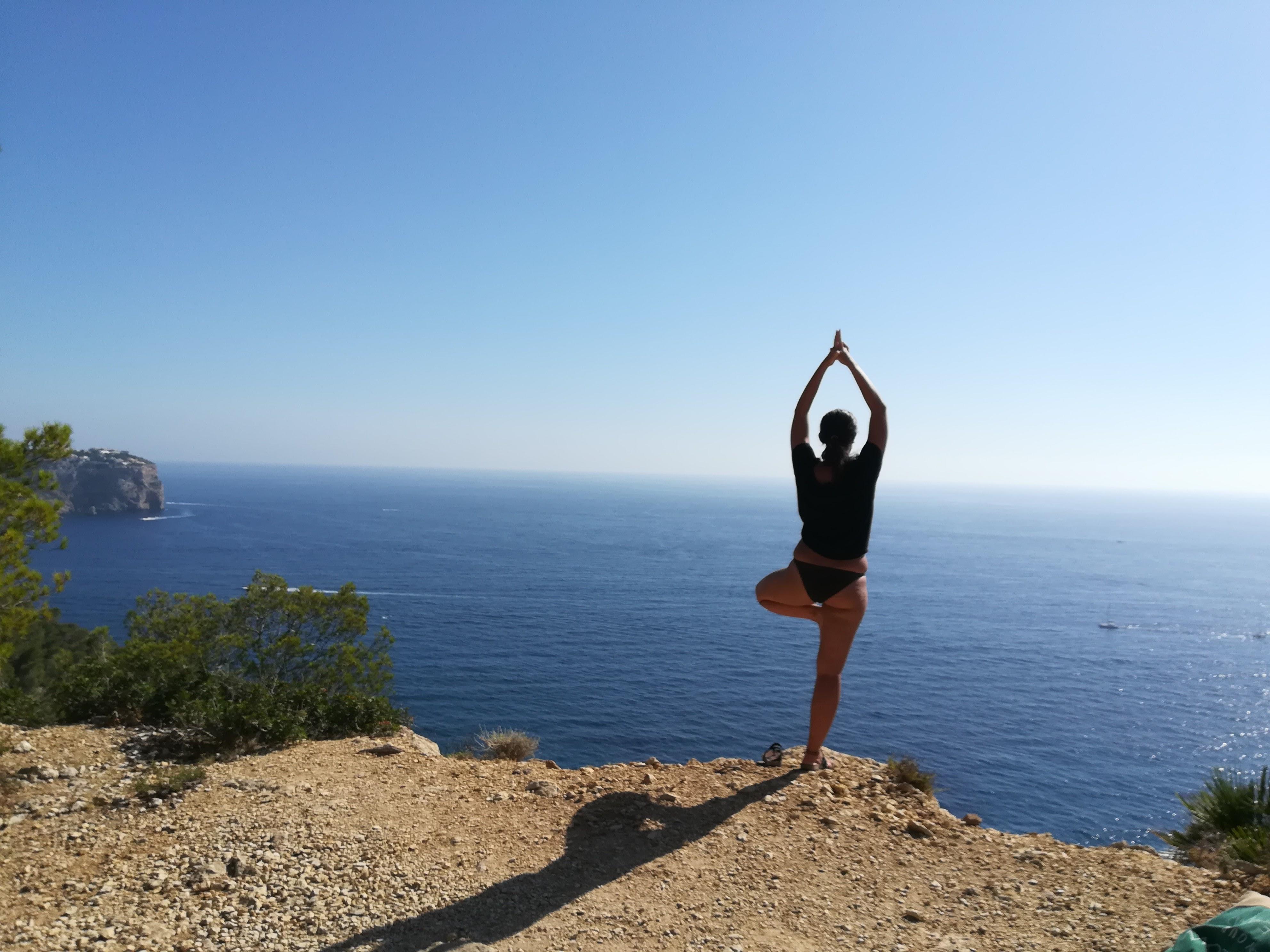 por que no tengo equilibrio en yoga
