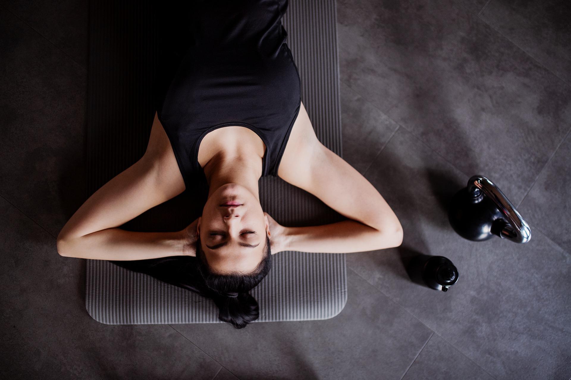 yoga en gimnasio