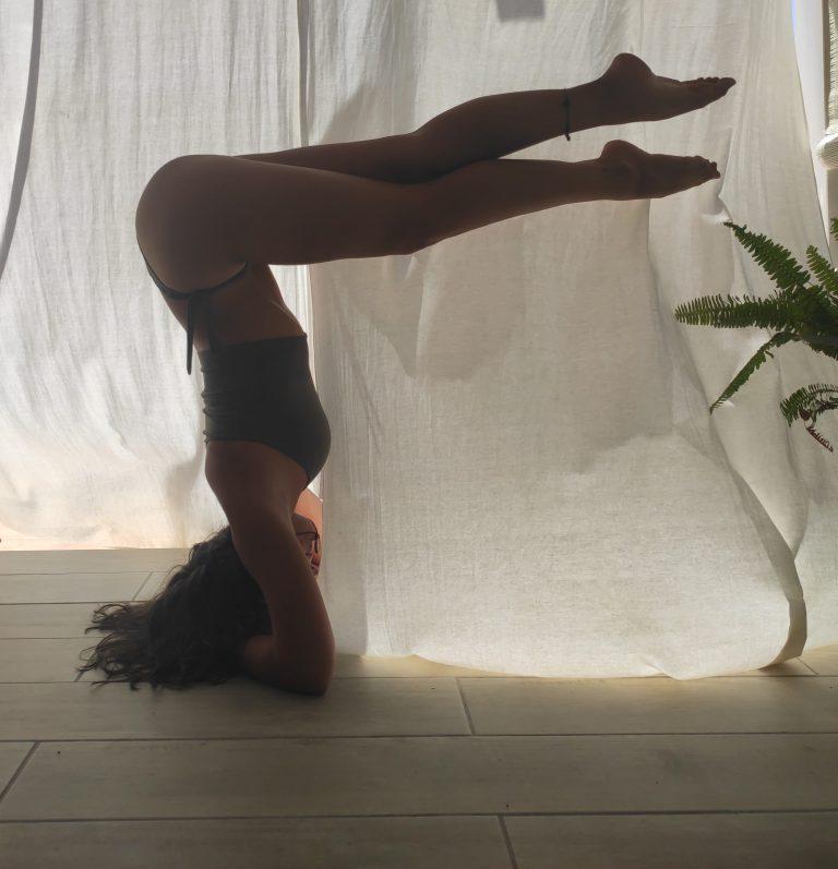 ¿Por qué no tengo equilibrio en yoga?