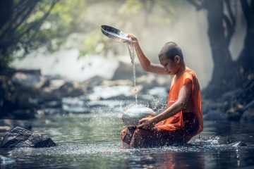 respiracion y budismo